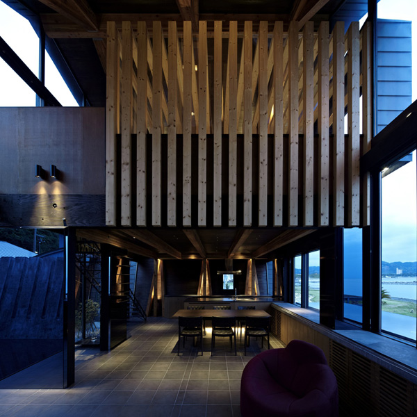 Villa SSK by Takeshi Hirobe Architects 6