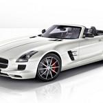 2013 Mercedes Benz SLS AMG GT  2