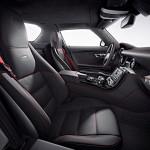 2013 Mercedes Benz SLS AMG GT  3