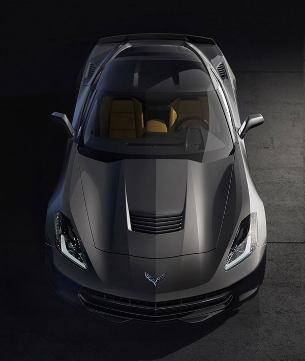 2014 Chevrolet Corvette Stingray 1 2014 Chevrolet Corvette Stingray