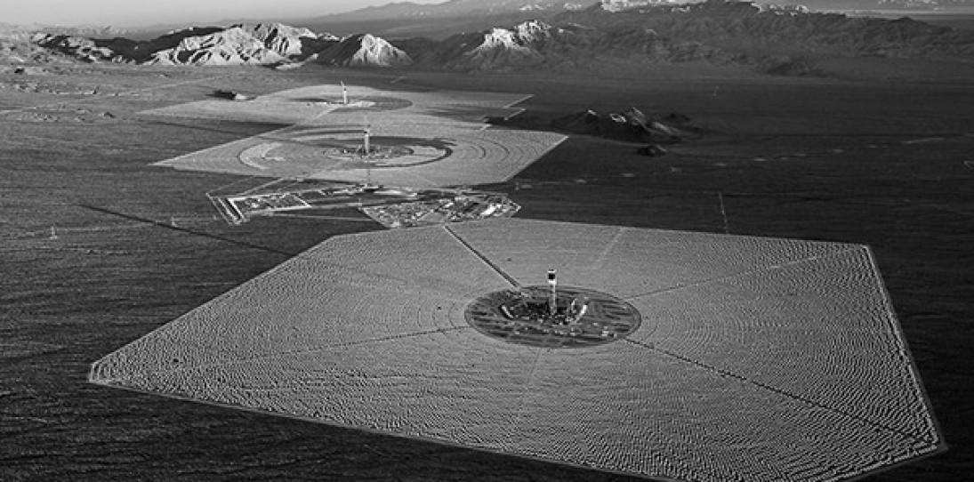 America's Largest Solar Farm