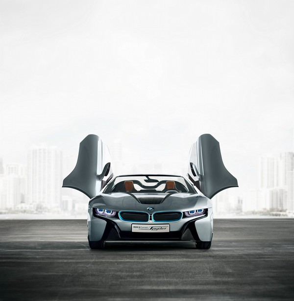 BMW I8 Spyder 14 Motorlust: the 12 Most Desirable Vehicles of 2012