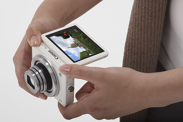 Canon Powershot N 6 The 5 Best Travel Cameras for 2013