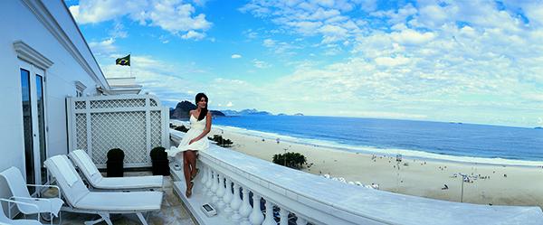 Copacabana Palace - Rio 1