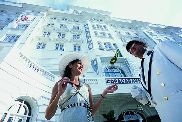 Copacabana Palace - Rio 6
