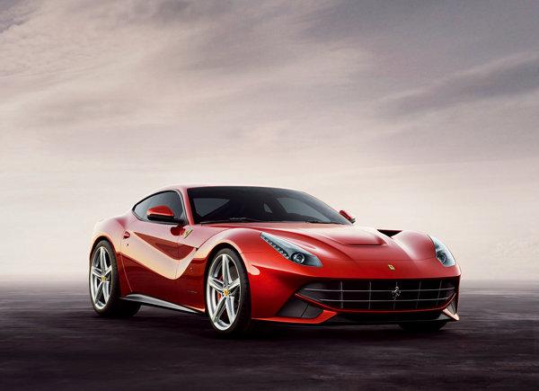 Ferrari F12 Berlinetta 1 Motorlust: the 12 Most Desirable Vehicles of 2012
