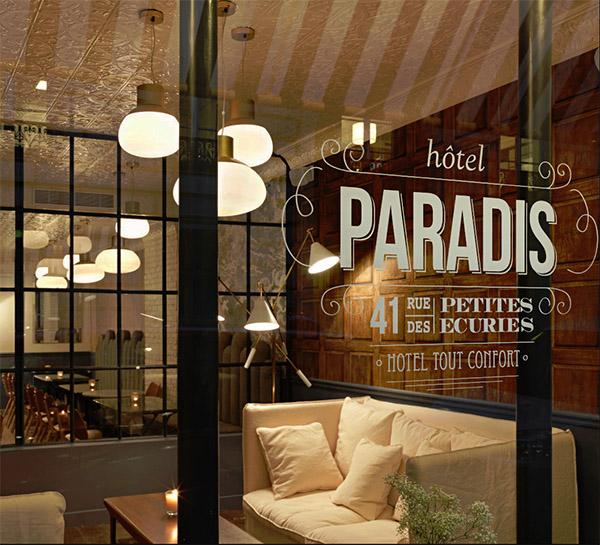Hotel Paradis Paris 1 Hotel Paradis   Paris