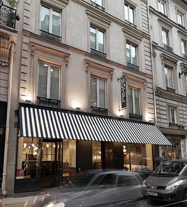 Hotel Paradis Paris 3 Hotel Paradis   Paris