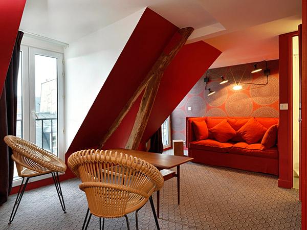 Hotel Paradis Paris 8