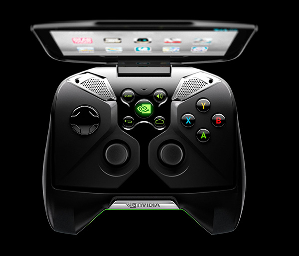 NVIDIA Project Shield 3 NVIDIA Project Shield Gaming Console