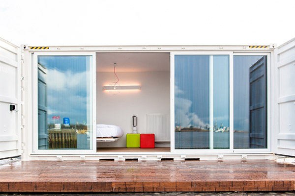 Sleeping Around Shipping Container Hotel 4