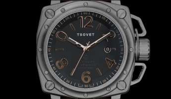 The tsovet svt ax87 automatic eta 2824 luxury watch 1 345x200 The Tsovet SVT AX87 Luxury Time Piece