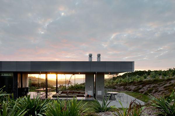 Waiheke Island Retreat – Fearon Hay Architects 2