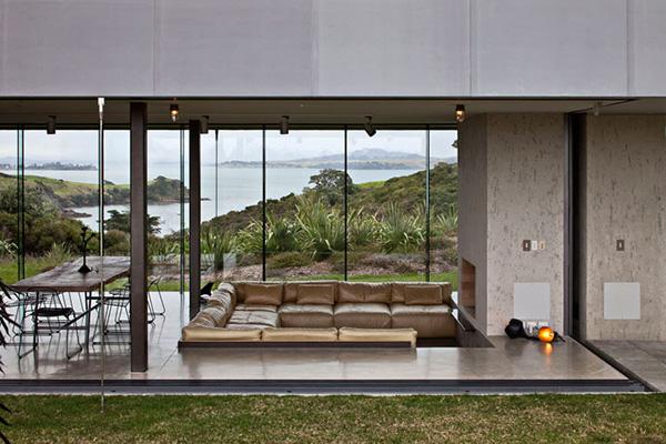 Waiheke Island Retreat - Fearon Hay Architects 6