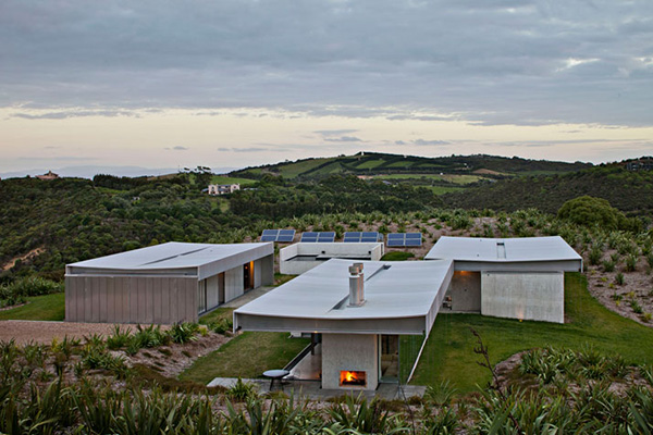 Waiheke Island Retreat - Fearon Hay Architects 9