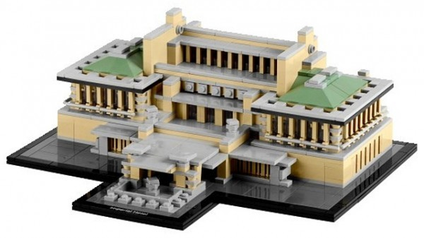 lego architecture landmark series the imperial hotel tokyo japan 2 LEGO Architecture: Tokyo Imperial Hotel