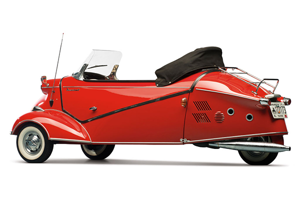 1957 Messerschmitt KR 201 Roadster 2