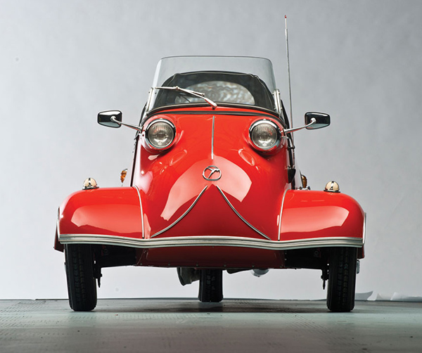 1957 Messerschmitt KR 201 Roadster 5