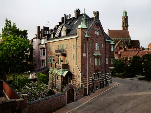 Ett Hem Studio Ilse Crawford stockholm sweden 1 Ett Hem Hotel in Stockholm by Studio Ilse