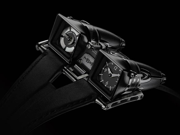 MBF HM4 Final Edition 1 MB&F HM4 Final Edition Watch