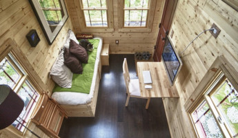 Tiny Houses: 10 Magnificent Micro-House Masterworks