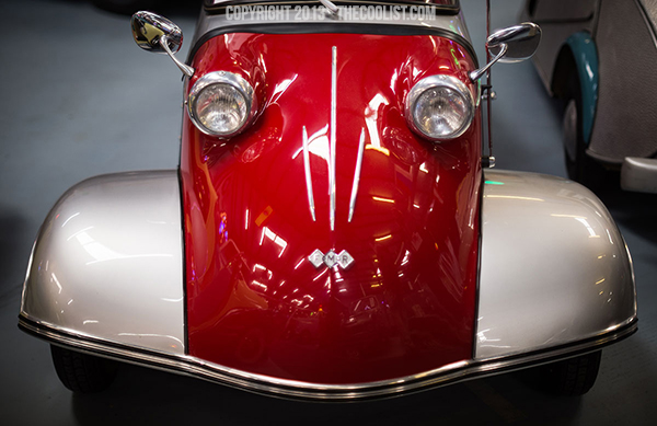 Messerschmitt Fahrzeug 600 Tiny Cars, Big Moment: the Worlds Largest Microcar Auction