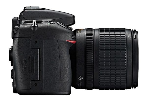 Nikon D7100 DSLR Digital Camera 4