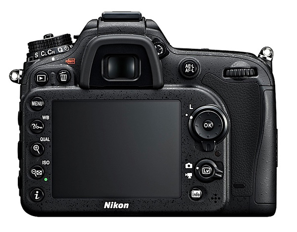Nikon D7100 DSLR Digital Camera 5