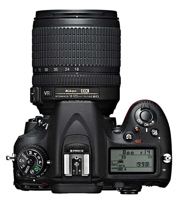 Nikon D7100 DSLR Digital Camera 6