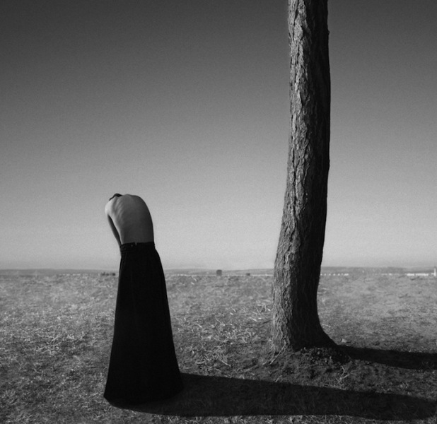 Noell Oszvald 22 year old photographer from budapest hungary self portraits 6