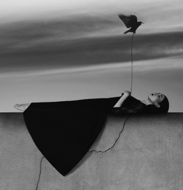 Noell Oszvald 22 year old photographer from budapest hungary self portraits 8