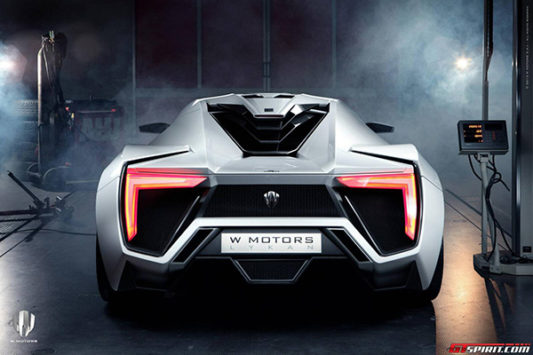 W Motors Lykan Hypersport 6