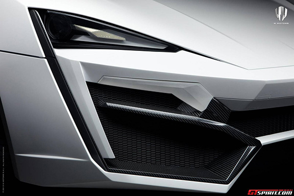 W Motors Lykan Hypersport 9