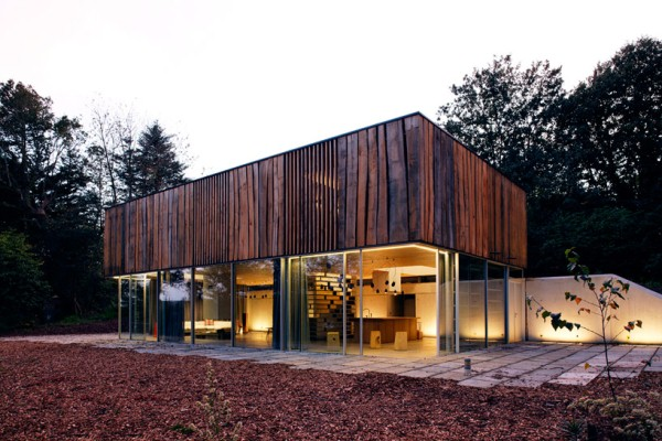 lode architecture d house birttany france 2