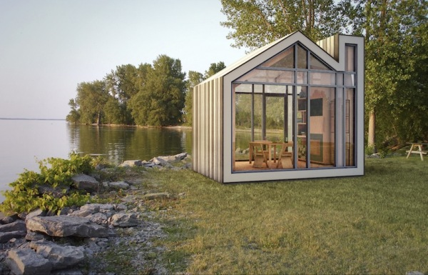 the bunkie small space architecture by evan bare and nathan buhler 1 The Bunkie by Evan Bare and Nathan Buhler Architecture