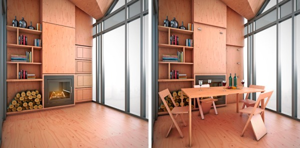 the bunkie small space architecture by evan bare and nathan buhler 4