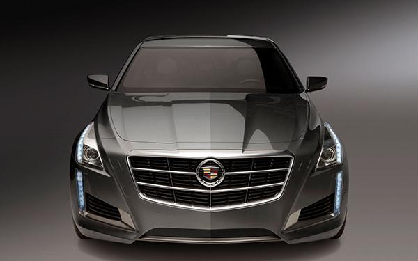 2014 Cadillac CTS 1 2014 Cadillac CTS