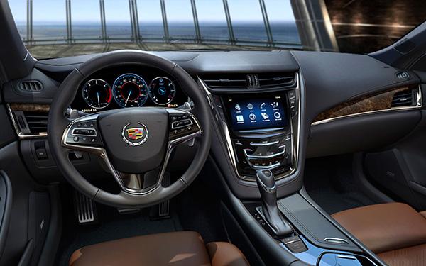 2014 Cadillac CTS 6