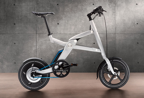 BMW i Pedelec Folding Electric Bike 1