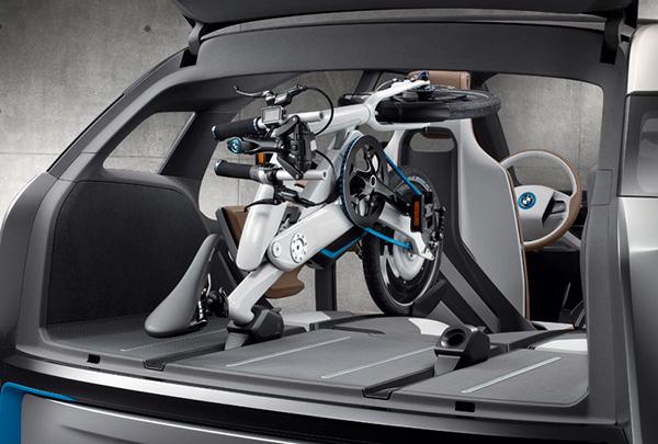 BMW i Pedelec Folding Electric Bike 2
