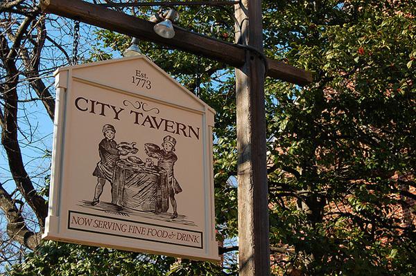 Oldest Bar in America - City Tavern Philadelphia 3