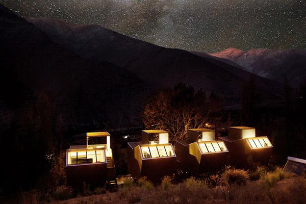 Elqui Domos Hotel - Chile - James Florio 8