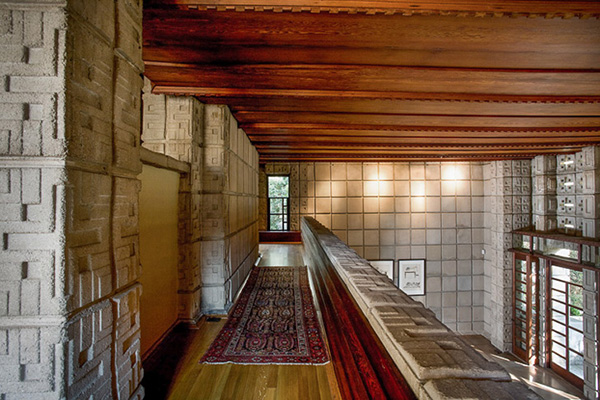 Frank Lloyd Wright Millard House For Sale 7