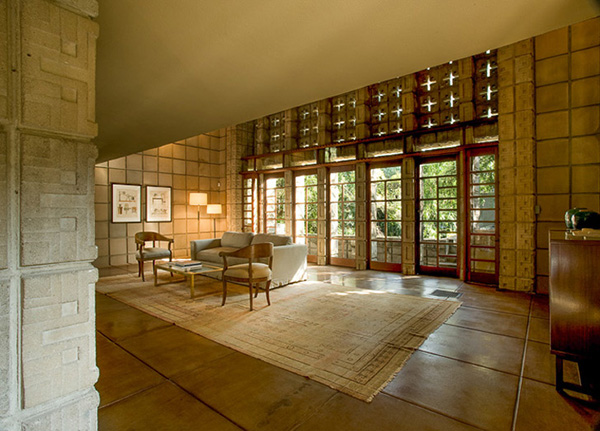 Frank Lloyd Wright Millard House For Sale 9