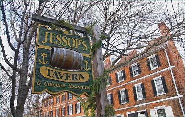 Jessops Tavern 2 – oldest bars in the USA