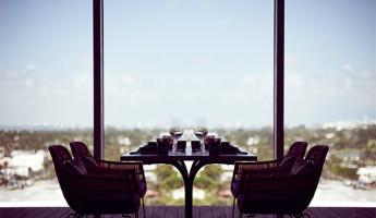 Juvia Penthouse Restaurant – Miami