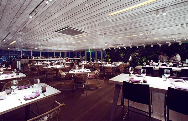 Juvia Penthouse Restaurant - Miami 5