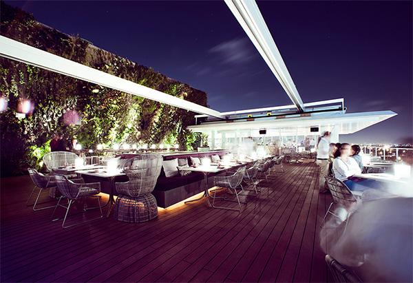 Juvia Penthouse Restaurant Miami 6 Juvia Penthouse Restaurant   Miami