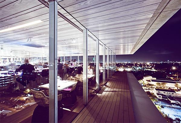 Juvia Penthouse Restaurant Miami 9 Juvia Penthouse Restaurant   Miami