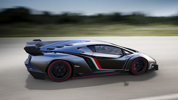 Lamborghini Veneno 7 Lamborghini Veneno: $4.7M Celebration